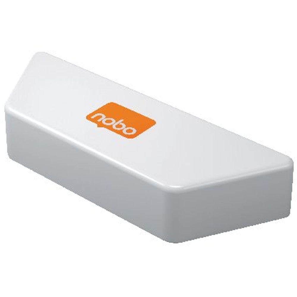 Nobo White Magnetic Whiteboard Eraser - 1905325
