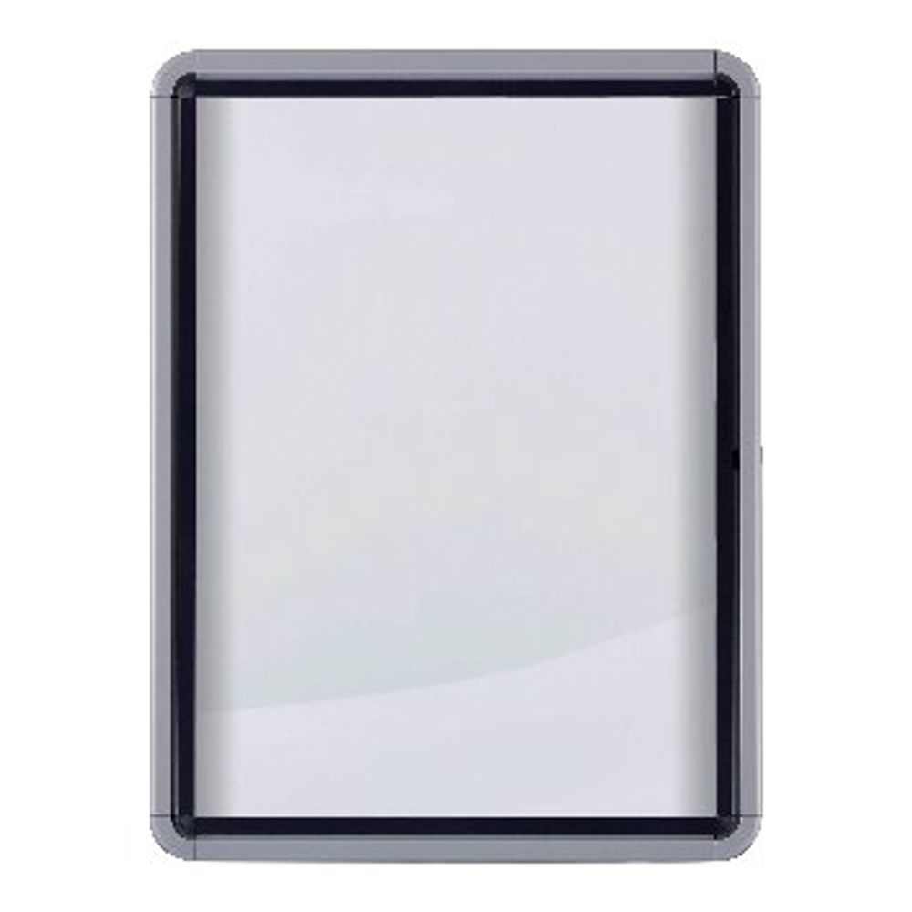 Nobo Weatherproof External Glazed Case 615x770mm 1902577