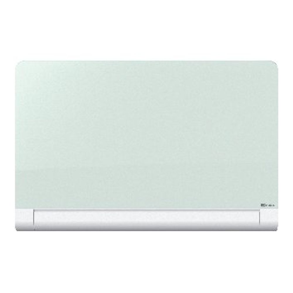 Nobo 1900 x 1000mm Widescreen Rounded Glass Whiteboard - 1905193