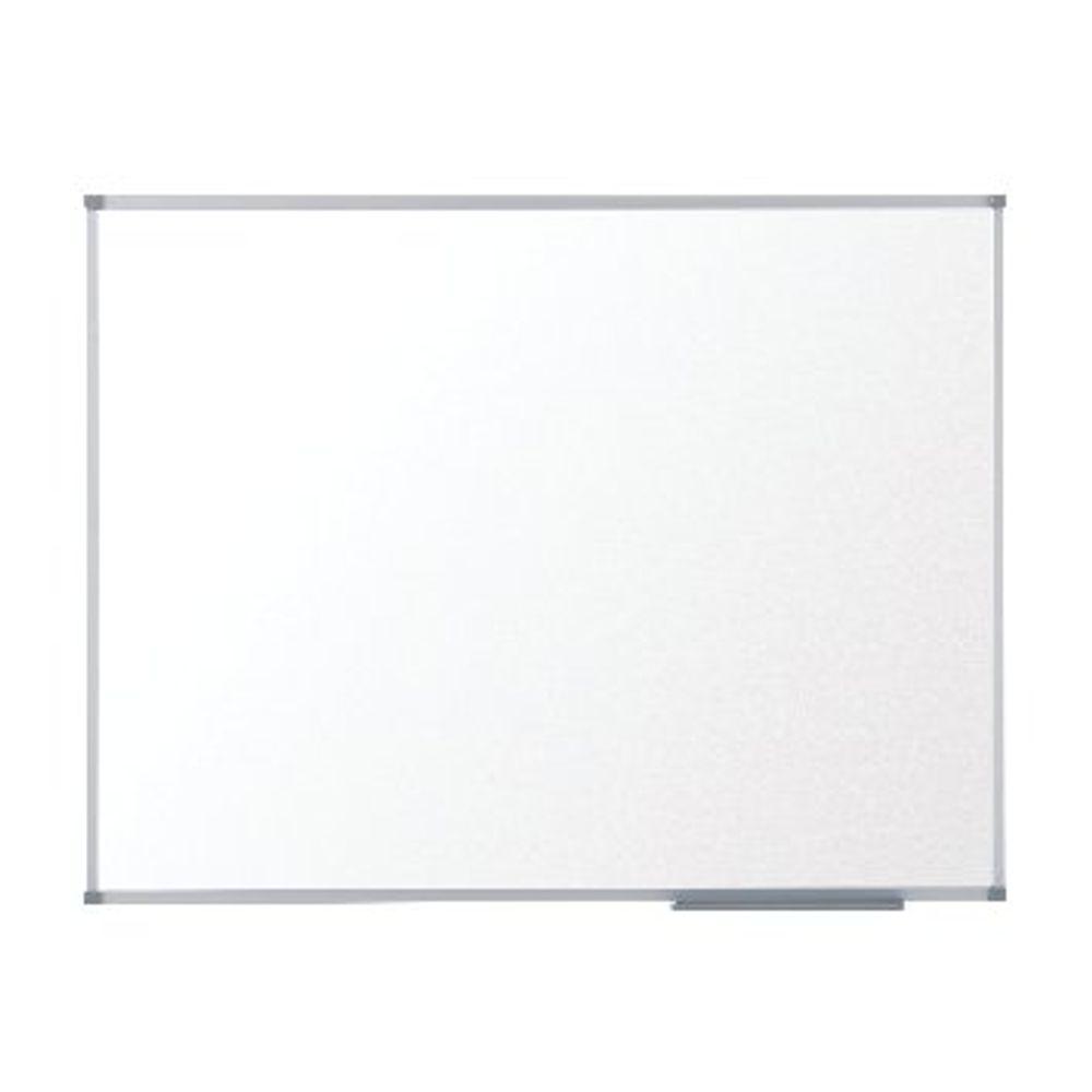 Nobo Basic Melamine Non-Magnetic Whiteboard 600x450mm 1905201