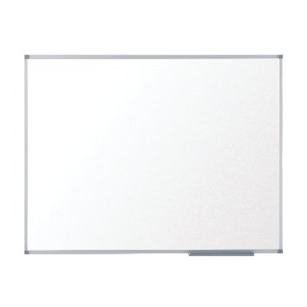 Nobo 2400 x 1200mm Basic Steel Magnetic Whiteboard - 1905214
