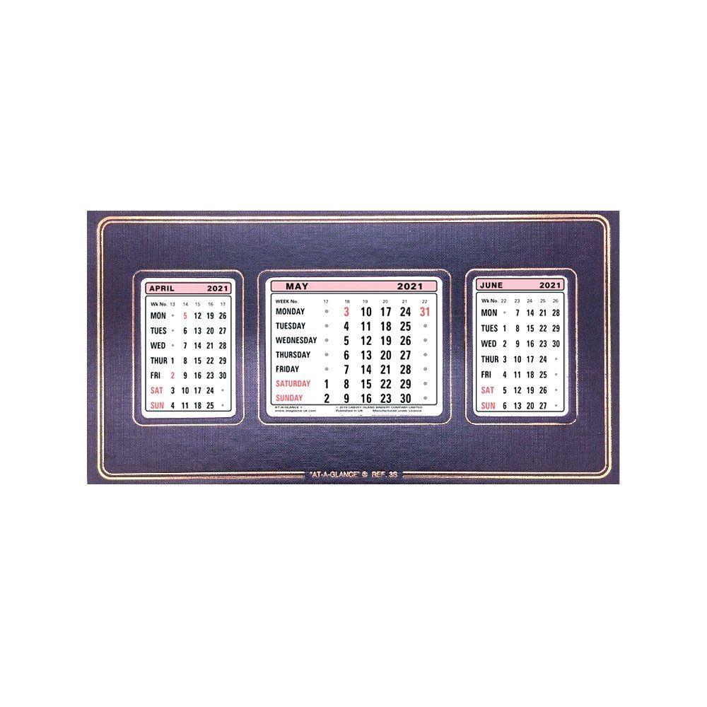 At-A-Glance Refillable Calendar 2021 - 3S21