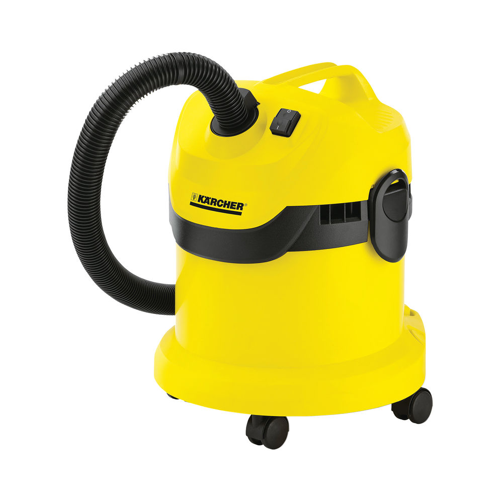 Karcher WD 2 Wet and Dry Vacuum Cleaner 1.629-763.0