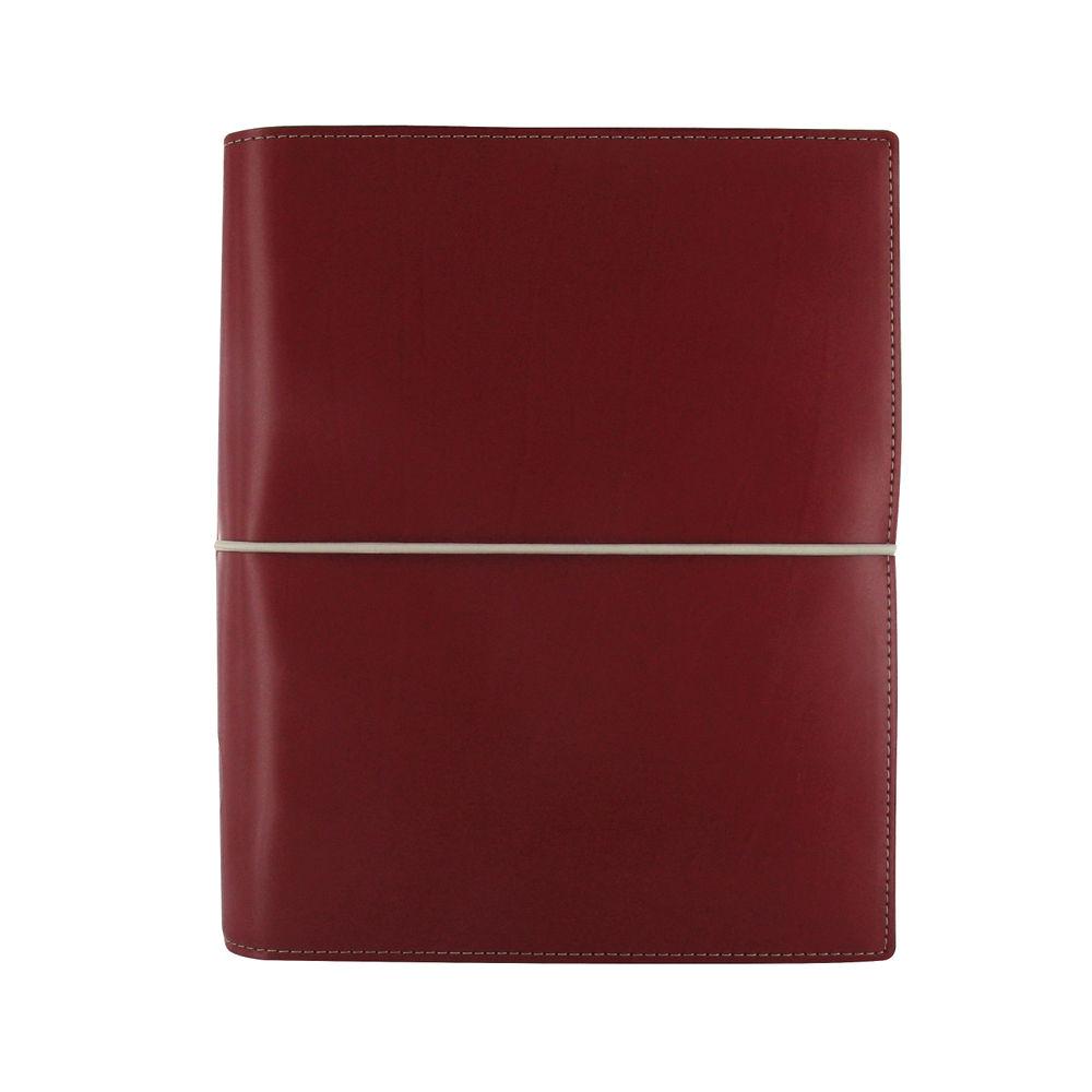 Filofax Red A5 Domino Organiser - 27872