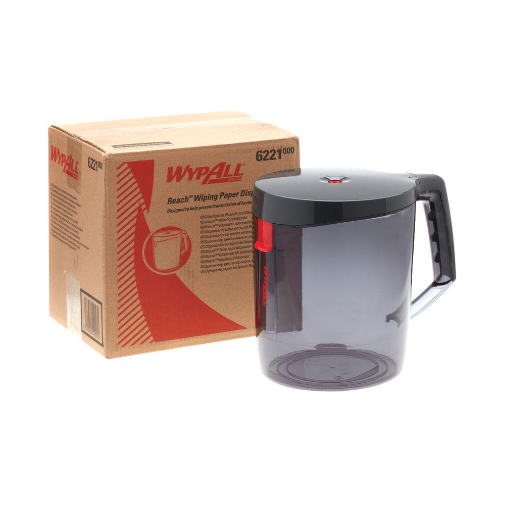 WypAll Reach Portable Centrefeed Wiper Roll Dispenser 6221