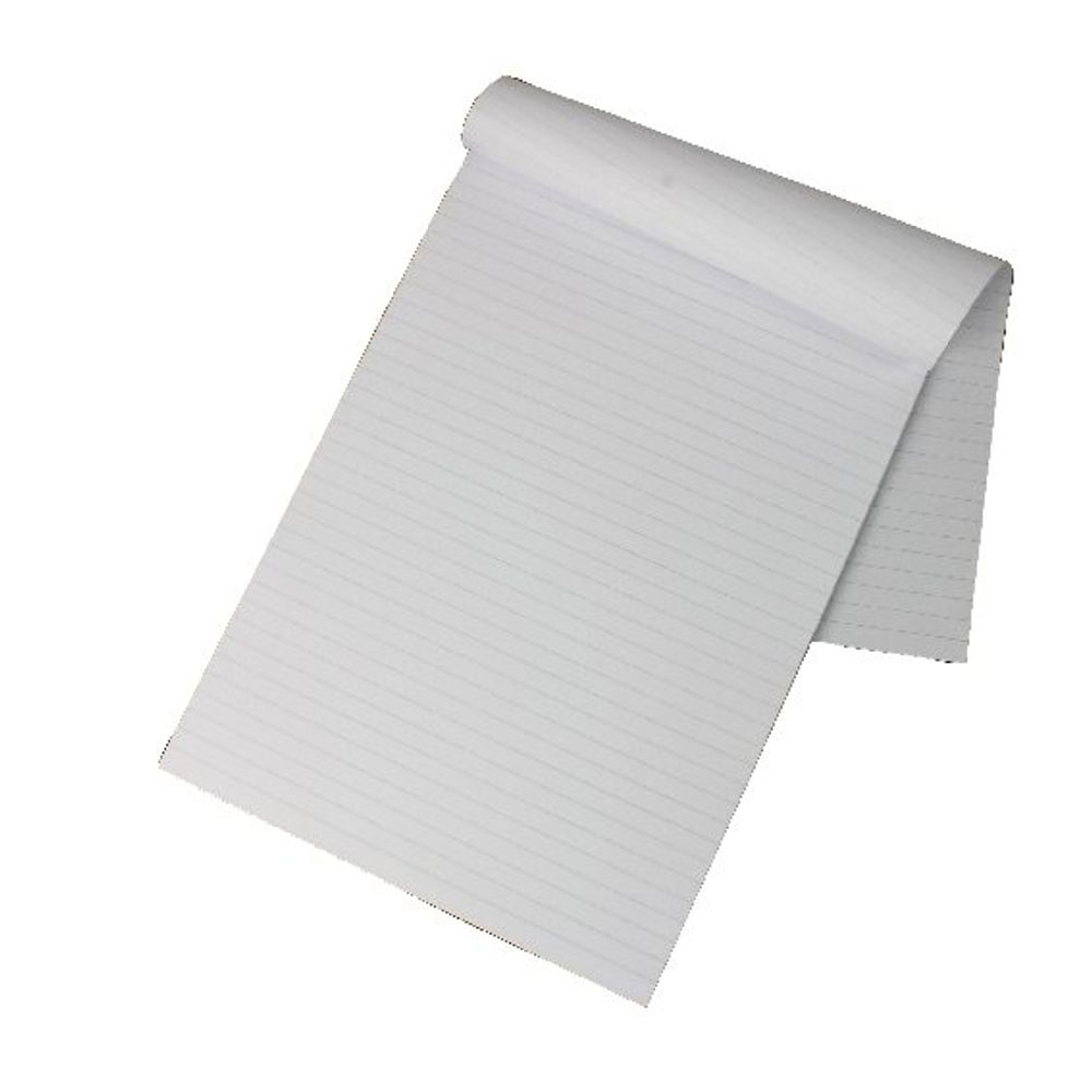 A4 Feint Ruled Pads, Pack of 20 - WX32009