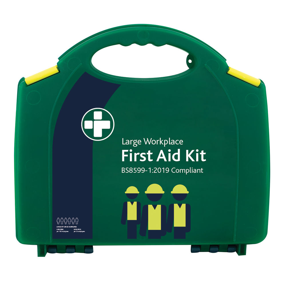 Reliance Medical Large Workplace First Aid Kit - 348