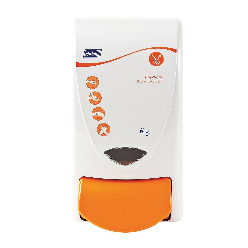 Deb Stokoderm Protect PURE Dispenser 1 Litre PRO1LDSEN