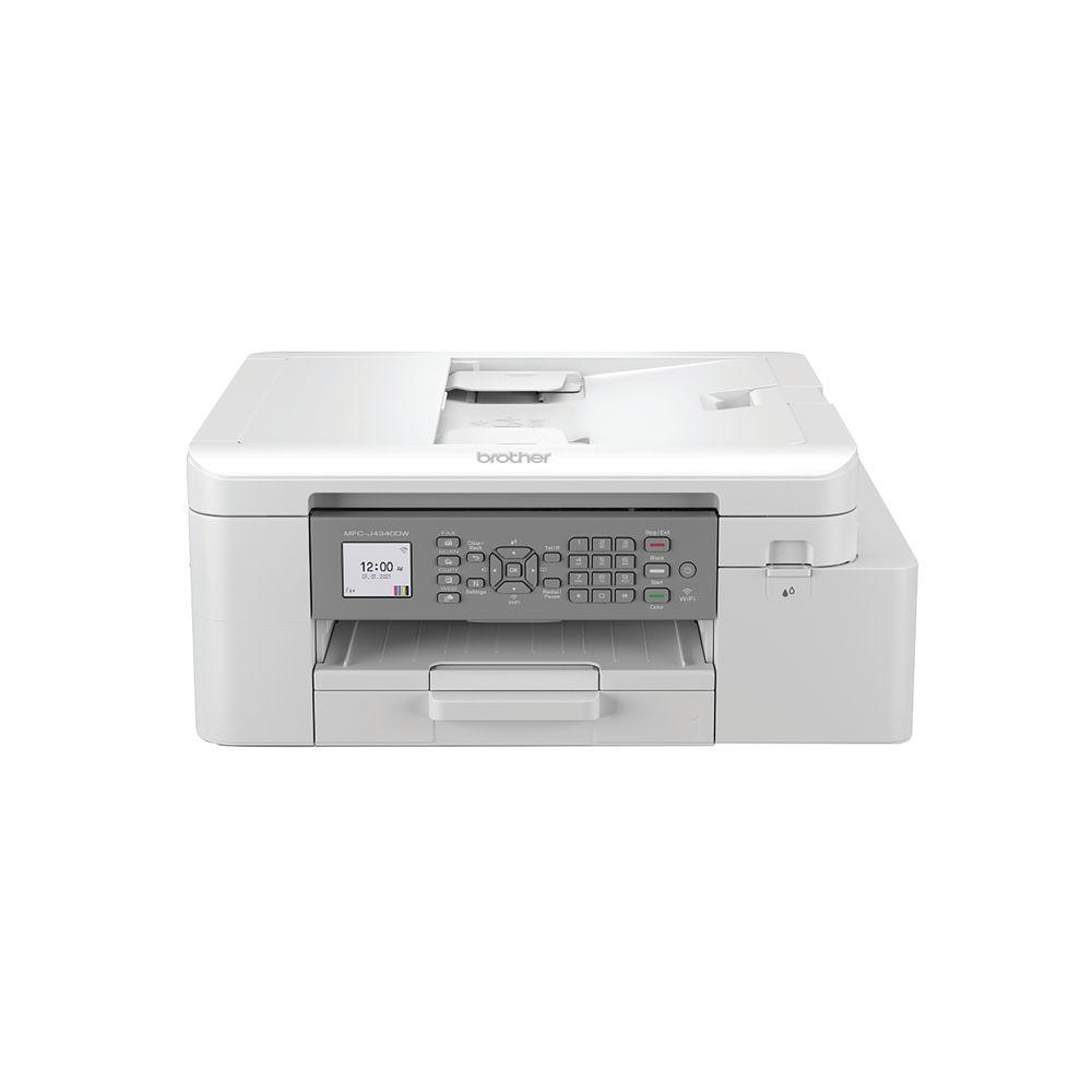 Brother MFC-J4340DW All-In-One Colour Inkjet Printer - MFCJ4340DWZU1