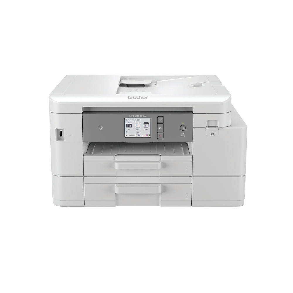 Brother MFC-J4540DW Wireless All-in-One Colour Inkjet Printer MFCJ4540DWZU1