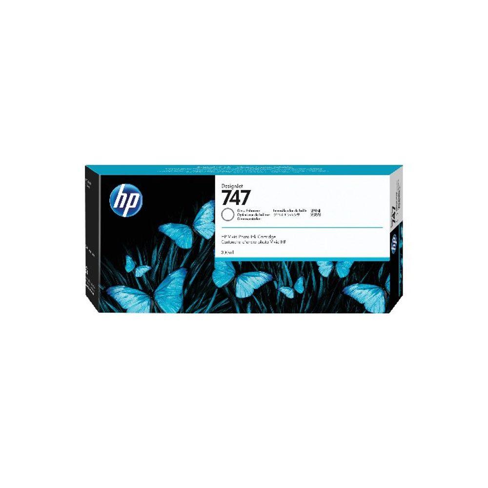 HP 747 Gloss Enhancer Cartridge - P2V87A