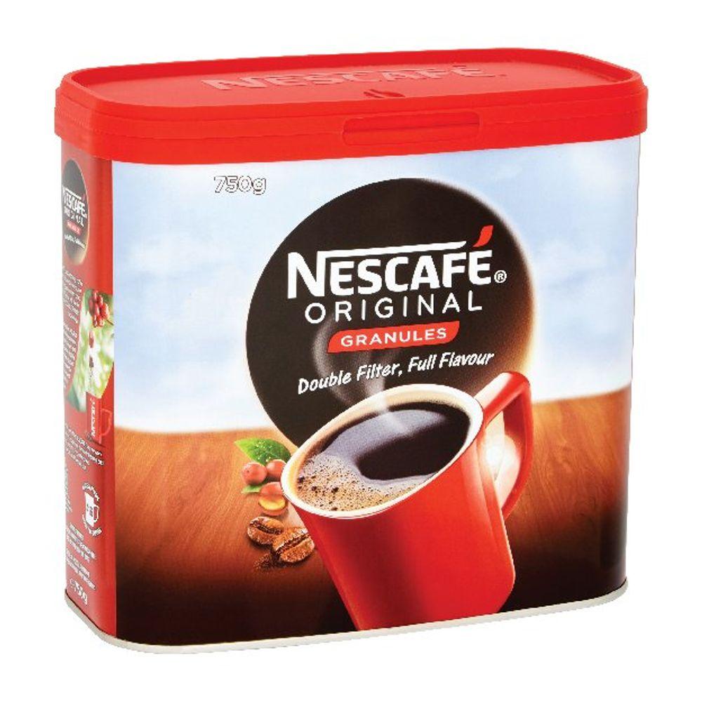 Nescafe 750g Original Coffee Case Deal, Pack of 6 | 12283921