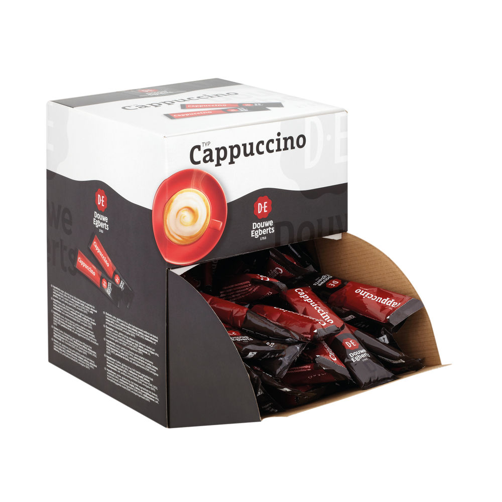 Douwe Egberts Cappuccino Sticks 12.5g (Pack of 80) 4019273