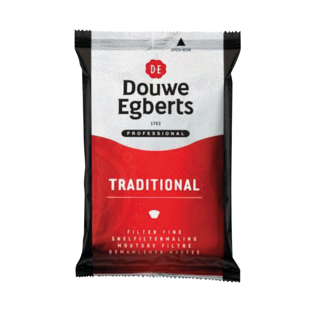 Douwe Egberts 3pt Filter Coffee 50g (Pack of 45) 331100