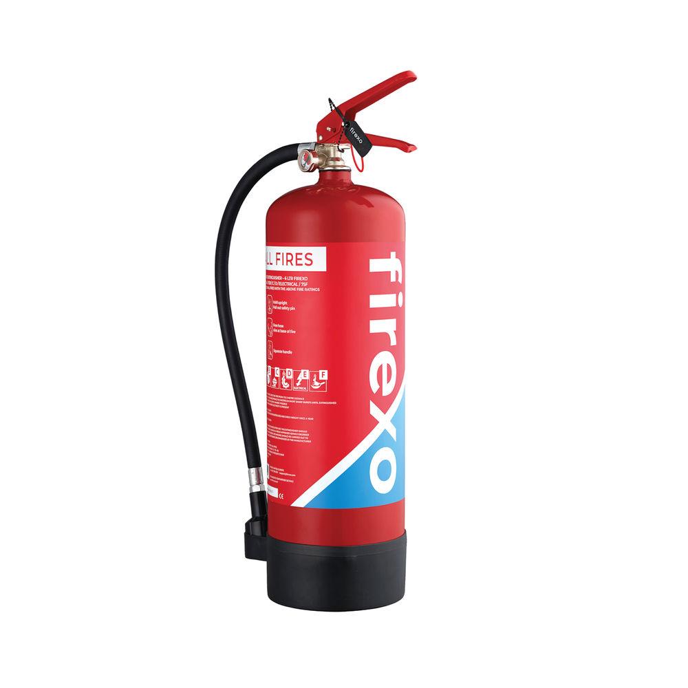 Firexo 6L Fire Extinguisher – FX-6L