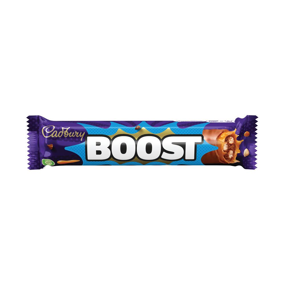 Cadbury 48g Boost Bars, Pack of 48 - 100129