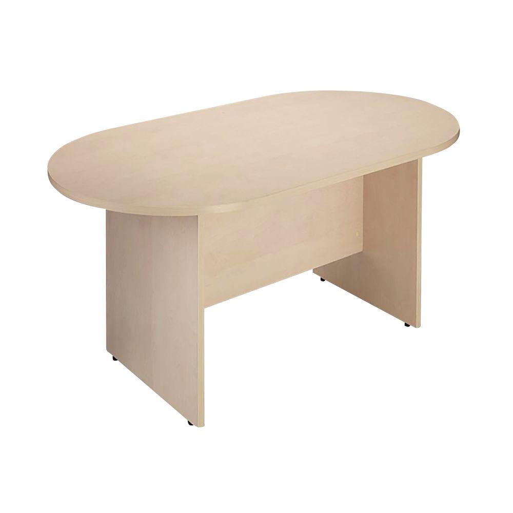 Arista 2400mm Maple Boardroom Table
