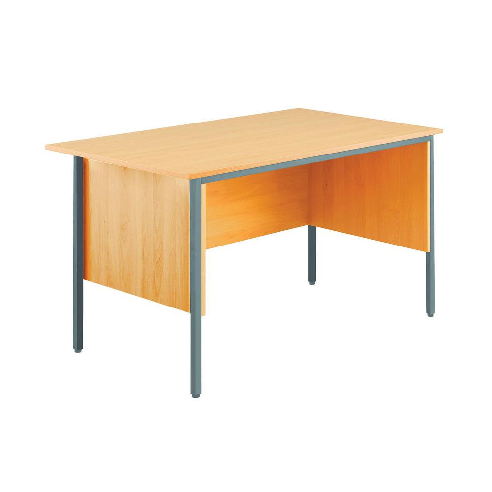 Serrion 1200mm Bavarian Beech 4 Leg Desk