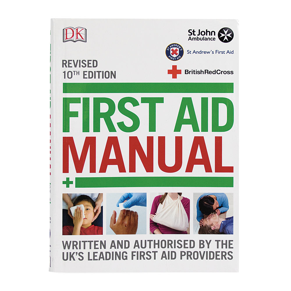 Reliance Medical 10th Edition First Aid Manual - 998