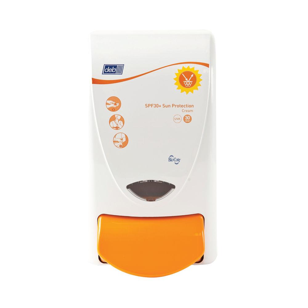 Deb Stoko Sun Protect 30 PURE Dispenser 1 Litre SUN1LDSEN
