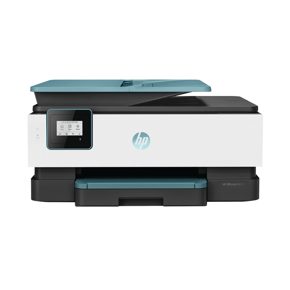 HP OfficeJet 8015 All-in-One Printer 4KJ69B