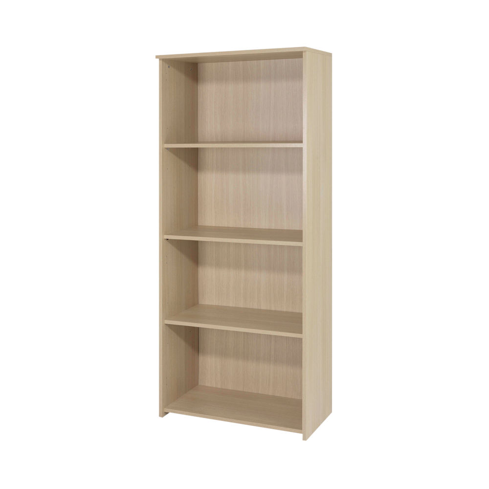 Serrion 1750mm Ferrera Oak Bookcase