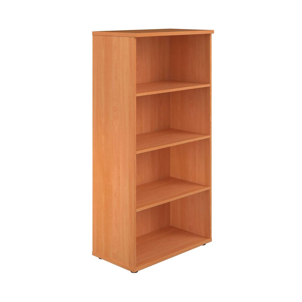 Serrion 1750mm Bavarian Beech Bookcase