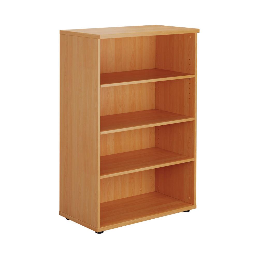 Serrion 1200mm Bavarian Beech Bookcase