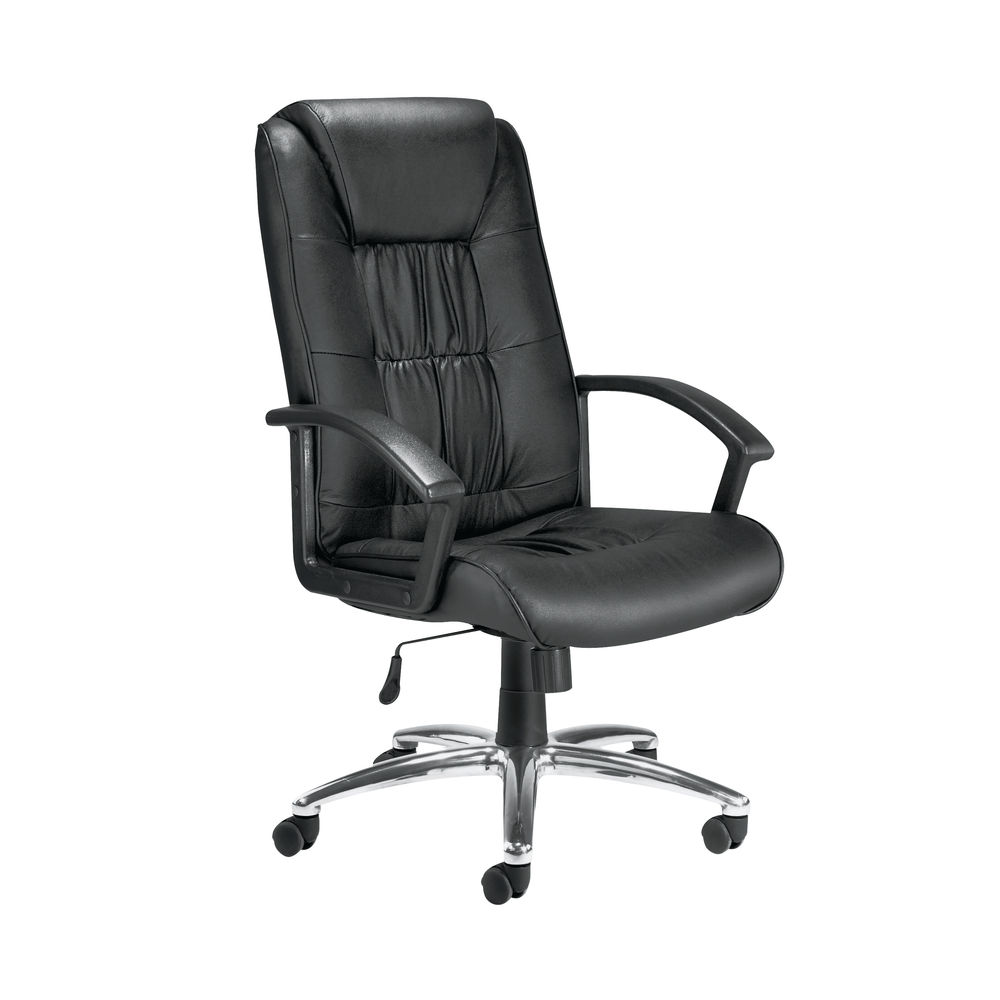 Jemini Tiber Black Executive Office Chair