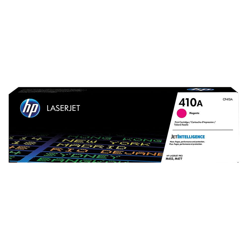 HP 410A Magenta Toner Cartridge - CF413A