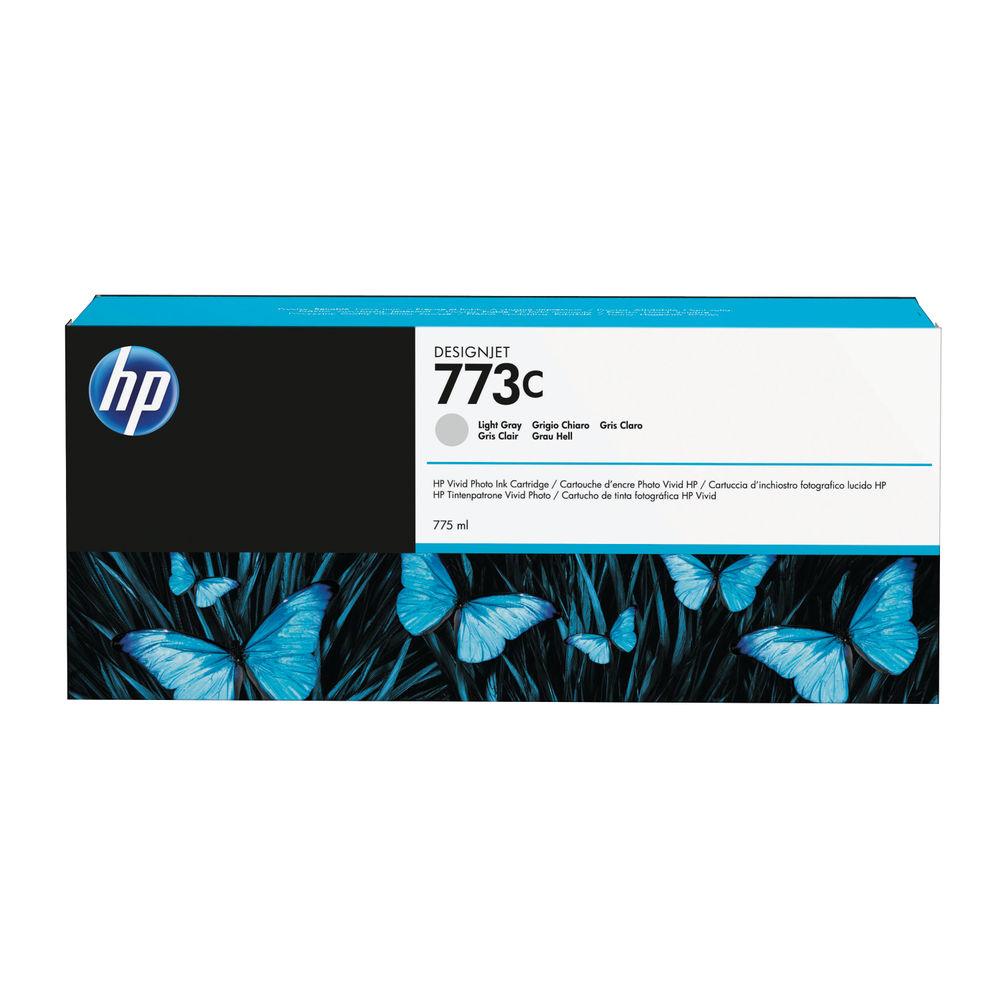 HP 773C Light Grey Ink Cartridge C1Q44A
