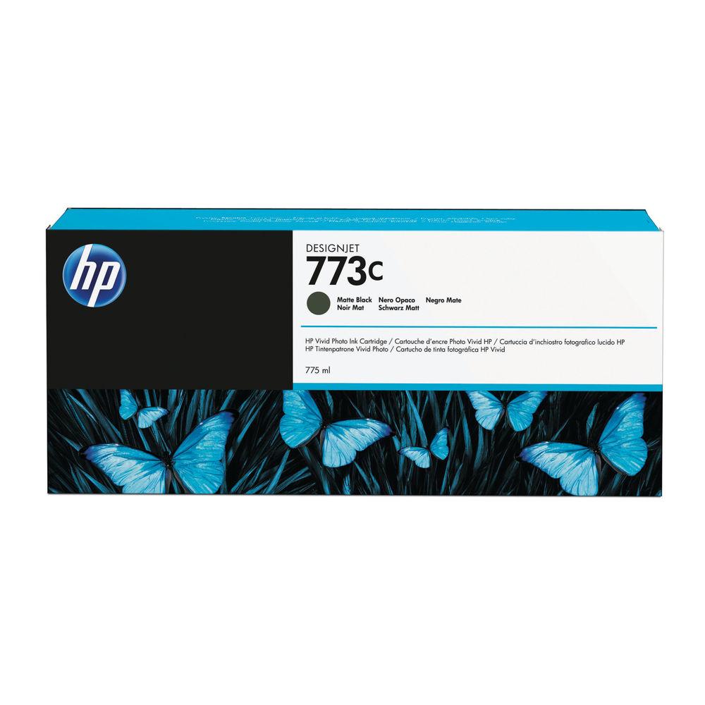 HP 773C Matte Black Ink Cartridge C1Q37A