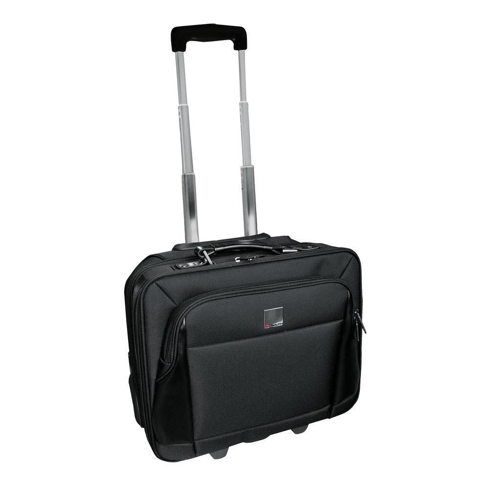 Monolith Executive Mobile Laptop Case W410 x D260 x H350mm Black 3005