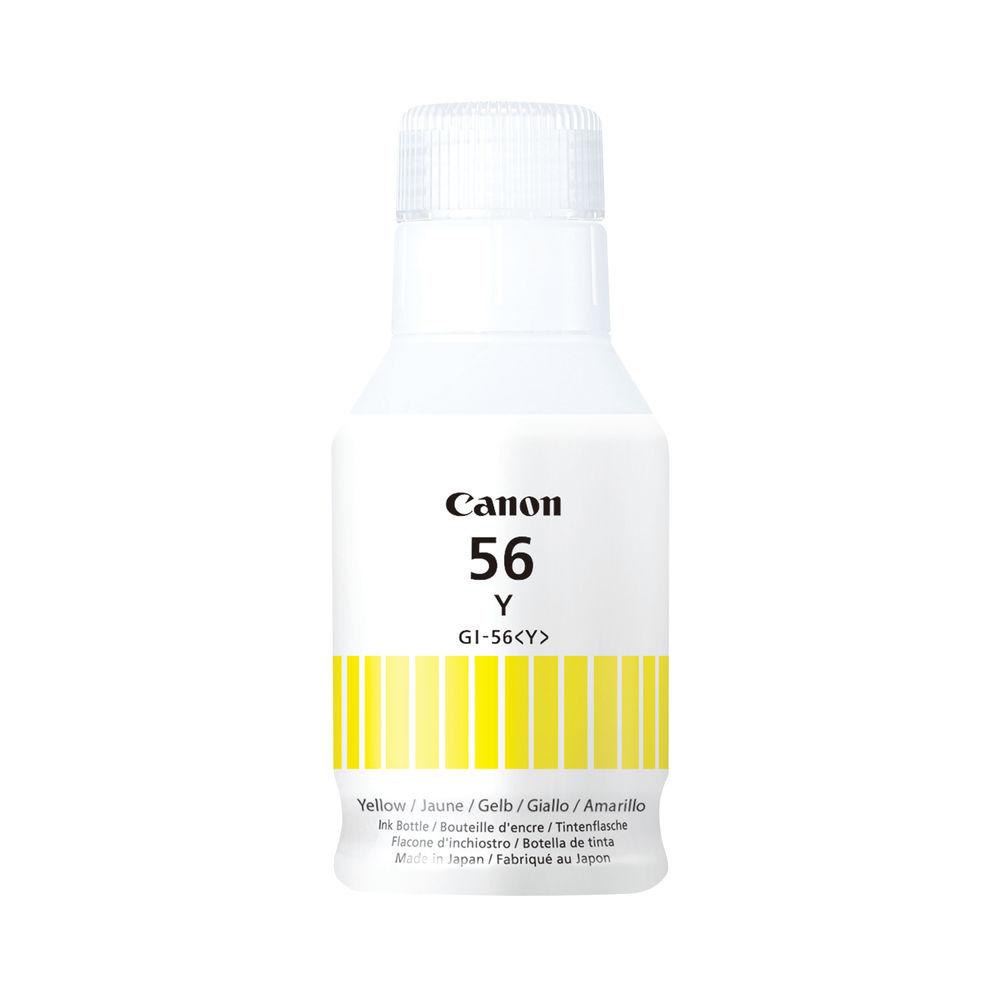 Canon GI-56 Yellow Ink Bottle 4432C001