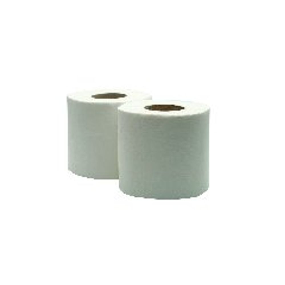 White 320 Sheet Toilet Rolls, Pack of 36 - WX43093