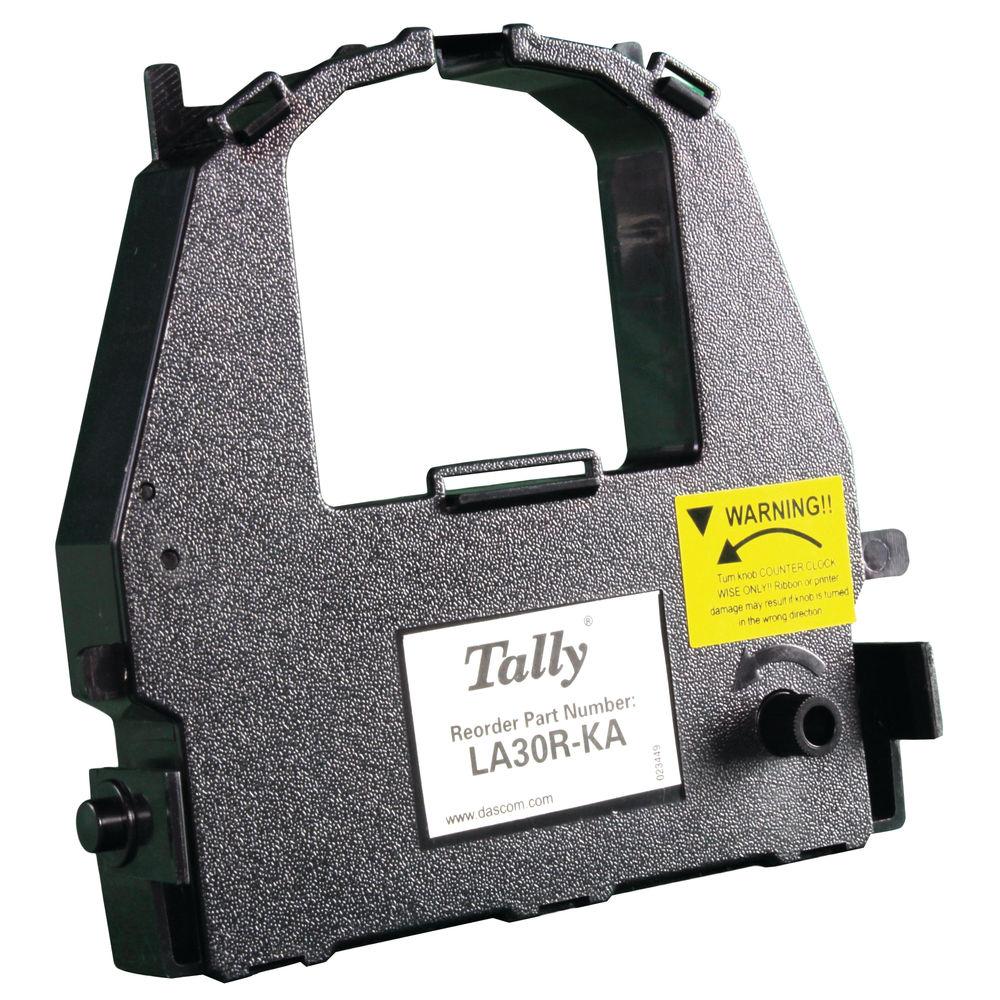 Digital LA30N/LA30W Black Ribbon LA30R-KA