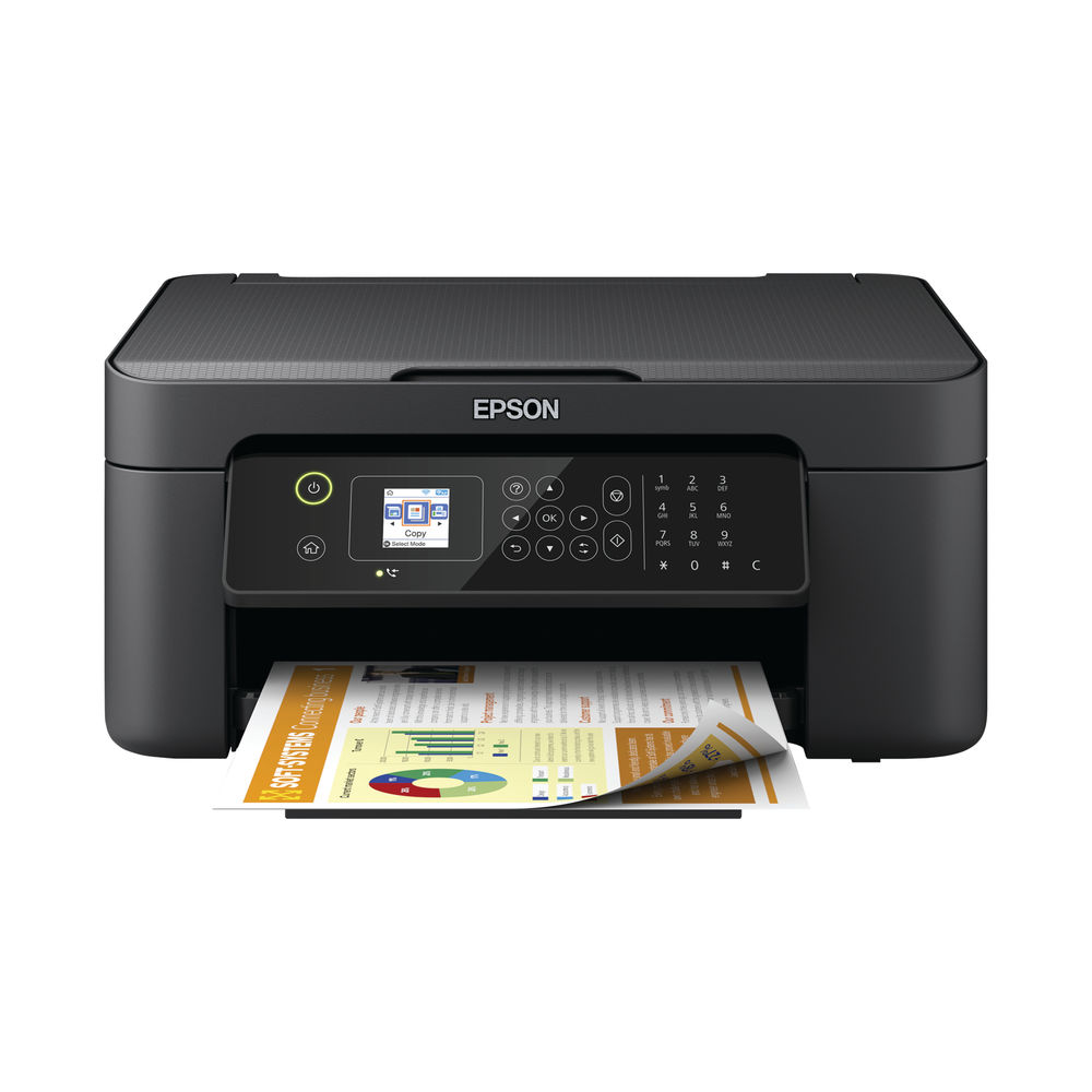 Epson Workforce WF-2810DWF Inkjet Printer C11CH90401