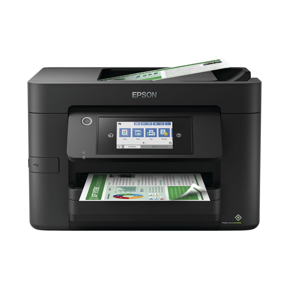 Epson Workforce WF-4820DWF Inkjet Printer C11CJ06401