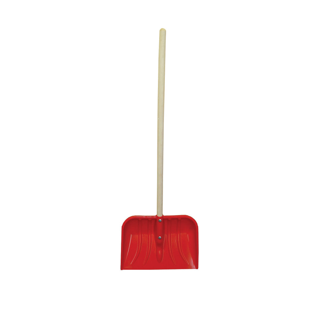 Red Smart Snow Pusher / Shovel 384055