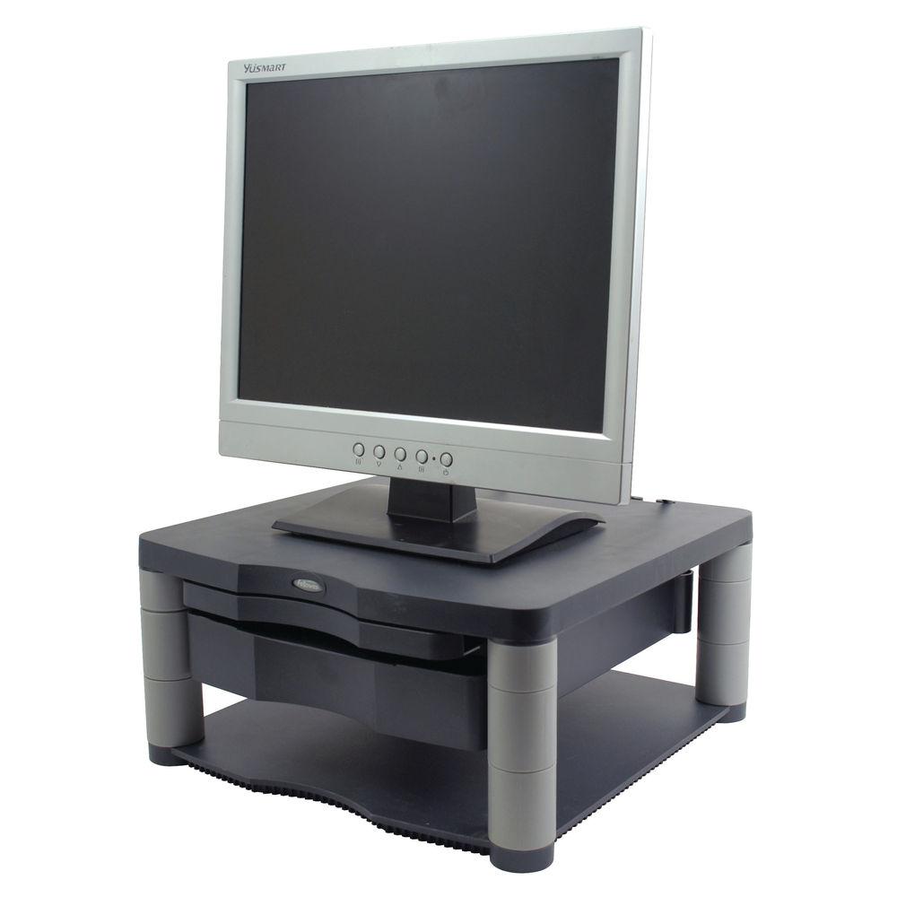 Fellowes Premium Plus Monitor Riser Graphite - 9169501