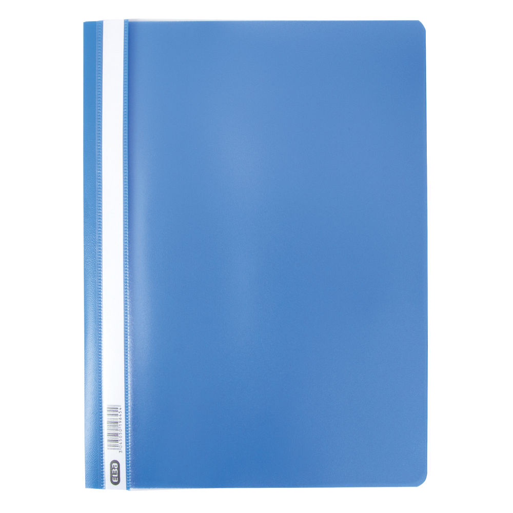 Elba Report File A4 Blue (Pack of 50) 400055030