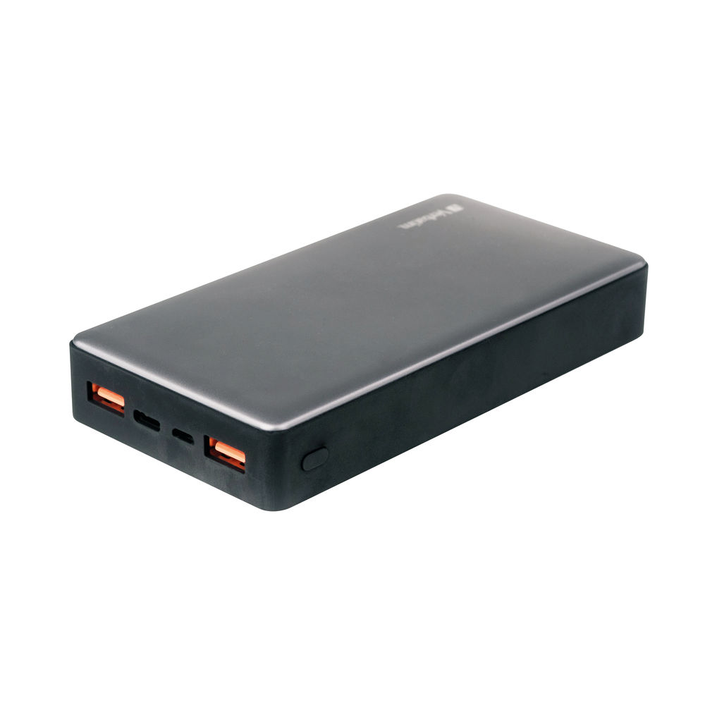 Verbatim 20,000mAh Quick Charge 3.0 USB-C Power Bank - 49577