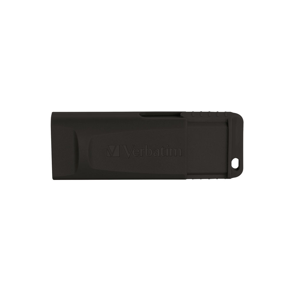Verbatim 16GB Slider USB 2.0 Drive - 98696