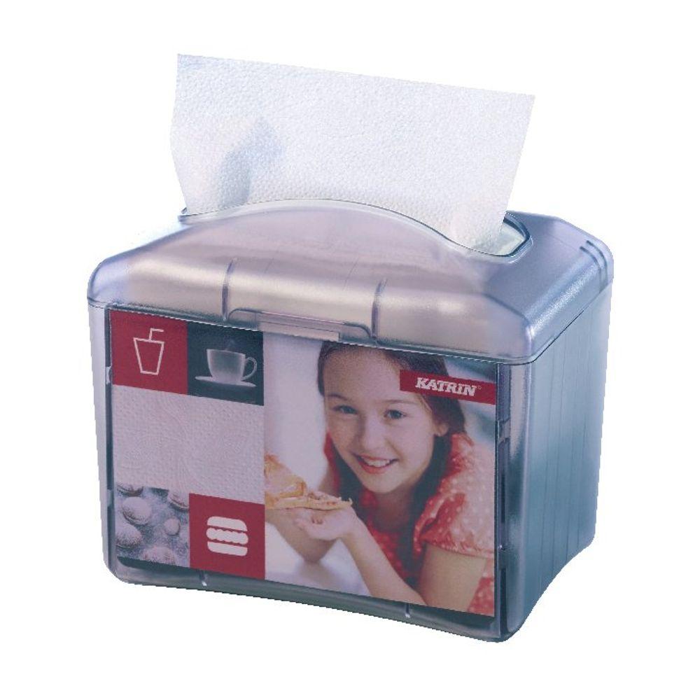 Katrin Table Top Napkin Dispenser - 22564