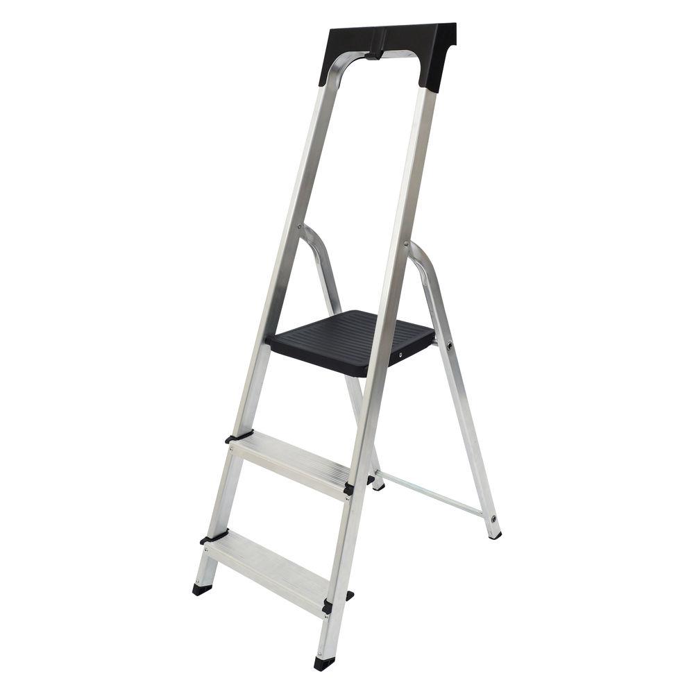 Abru Promaster 3 Tread Step Ladder 7410318