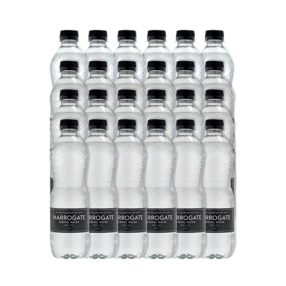Harrogate 500ml Still Water Bottles, Pack of 24 - P500241S