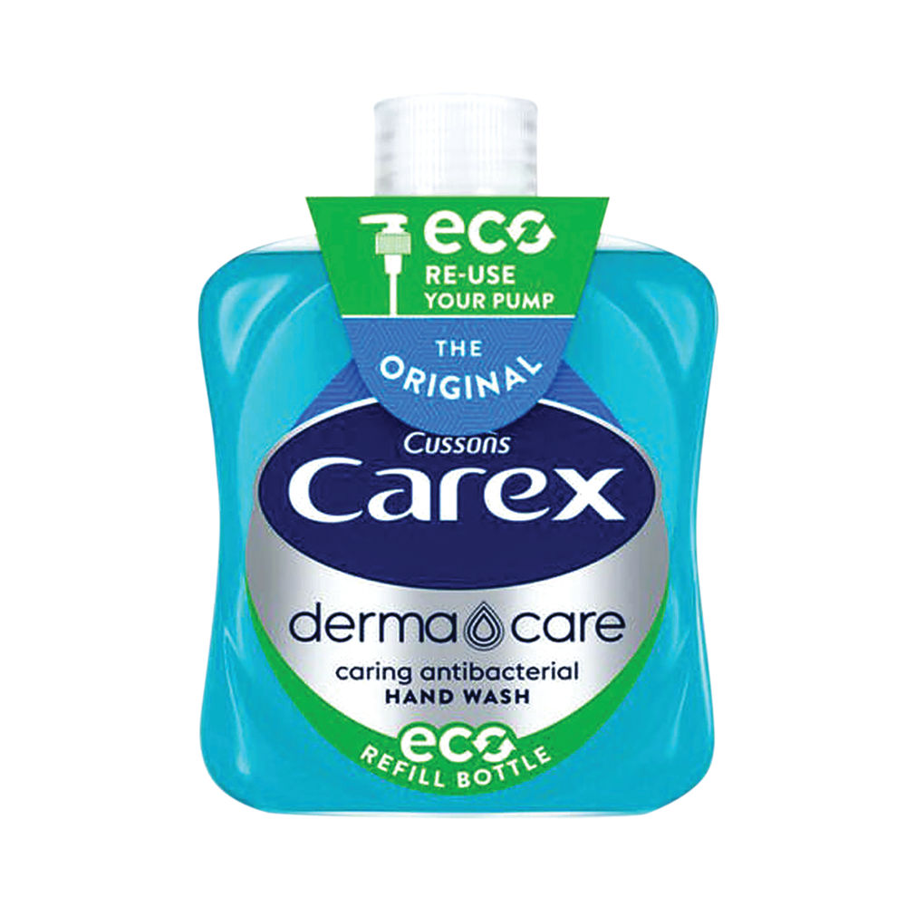 Carex 500ml Original Liquid Soap, Pack of 6 - 0604256