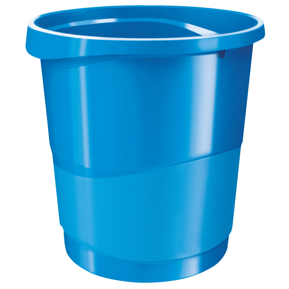 Rexel Choices Blue Waste Bin - 2115619
