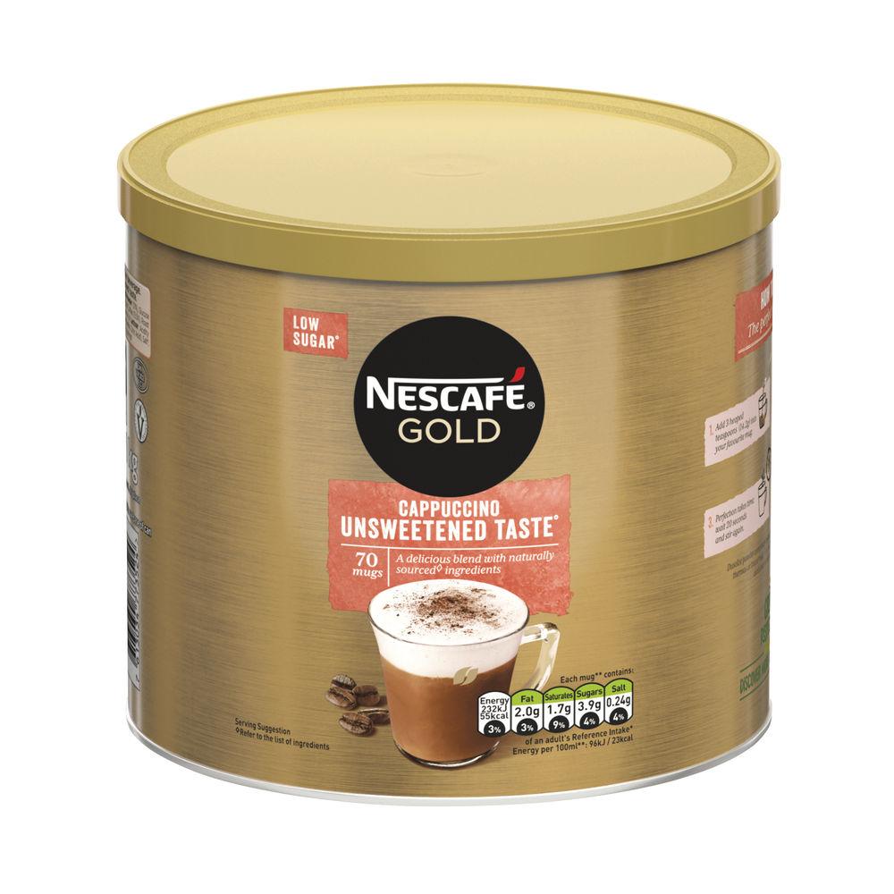 Nescafe 1kg Gold Unsweetened Cappuccino - 12314882