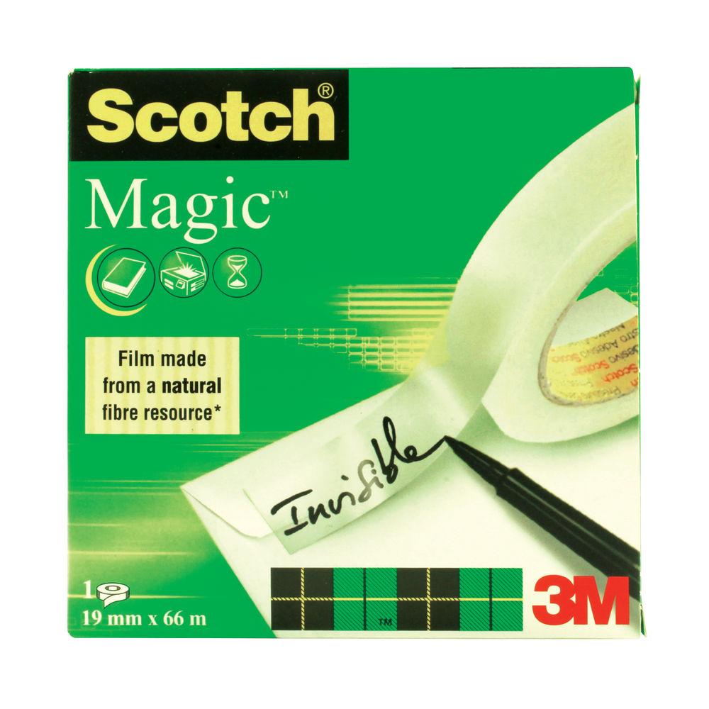 Scotch Magic 810 19mm x 66m Tape - 8101966